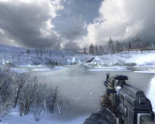 скачать игру сталкер Winter Of Death Ultimatum через торрент - фото 4